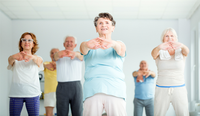 Athletic exercises