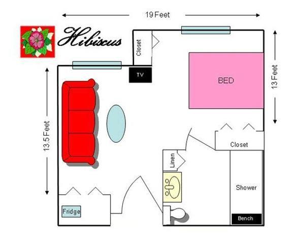 Palm Beach Location Plan